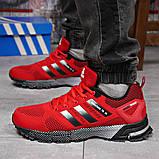 Кросівки чоловічі 18222, Adidas Marathon Tr 26, червоні, [ 41 42 43 44 45 46 ] р. 41-26,5 див. 43, фото 2