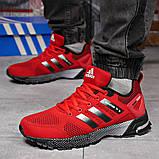 Кросівки чоловічі 18222, Adidas Marathon Tr 26, червоні, [ 41 42 43 44 45 46 ] р. 41-26,5 див. 43, фото 3