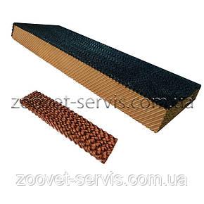 Панель охолодження 150х60х15 (фарбованого волосся б) + розподільна касета, фото 2