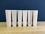 Квадратні меблеві ніжки і опори з дерева / Код: Ніжка-36, фото 2