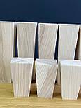 Квадратные мебельные ножки и опоры из дерева / Код: Ніжка-36, фото 3