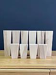 Квадратные мебельные ножки и опоры из дерева / Код: Ніжка-36, фото 4