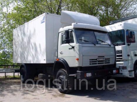 Перевозки изотермами по Черкасской области