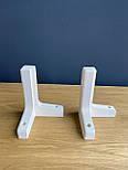 Угловые мебельные опоры для кровати, фото 2