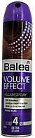 Лак для создания объема волос DM Balea Volume Effect 300мл.