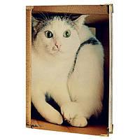 Дневник с котиком