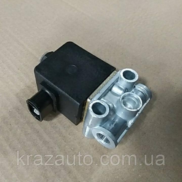 Клапан электромагнитный КАМАЗ,МАЗ,УРАЛ 24V КЭМ-10 (завод)