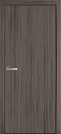 Двери Новый Стиль СТАНДАРТ глухие Эко Шпон, Дуб атлант, 700
