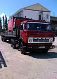 Грузовые перевозки длинномерами по Черкасской области, фото 4
