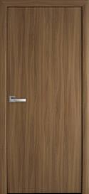 Двері міжкімнатні СТАНДАРТ глухі Еко Шпон, Вільха 3D, 700
