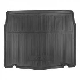 Коврик в багажник Опель Астра J Opel Astra J '09-15 хэтчбек L.Locker
