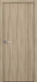 Двери Новый Стиль СТАНДАРТ глухие Эко Шпон, Сандал, 600