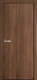 Двері міжкімнатні СТАНДАРТ глухі ПВХ DeLuxe, Золота вільха, 700