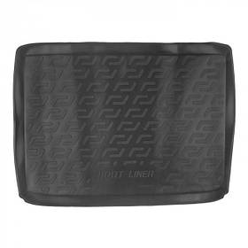 Коврик в багажник Шкода Йети Skoda Yeti '09- внедорожник L.Locker