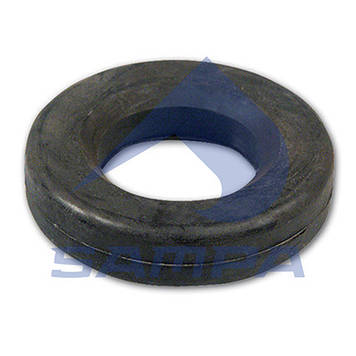 Шайба опорна гумова ringfeder 58x110x25
