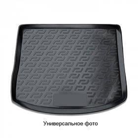 Коврик в багажник Шкода Фабия 3 хэтчбэк Skoda Fabia III '14- хэтчбек L.Locker