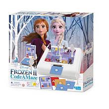 Набір для навчання дітей програмуванню 4M Disney Frozen 2 Холодне серце 2 (00-06202)