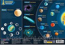 """Килимок для дитячої творчості """"Universe"""""""