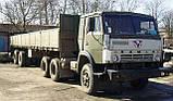 Грузовые перевозки длинномерами по Черкасской области, фото 5