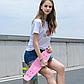 """Пенни Борд для девочки 1070 """"Best Board"""",со светящими колесами, фото 3"""
