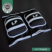 Наколенники для волейбола спортивные волейбольные безразмерные LP Support 2 шт PL Черный (FF-200)
