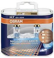 Лампа H7 55w 12v 64210nbl duo (2шт) osram