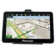 GPS навігатор Pioneer A75 (Android) з картою України