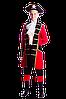 Карнавальный костюм Предводитель пиратов