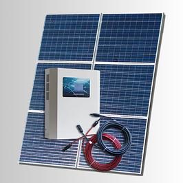 Обладнання для сонячних електростанцій