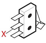 NE05.038 Мікроперемикач(на шестерню р/р, наявність р/р), XCG5-81, Royal, Magik, фото 2