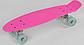 """Пенни Борд для девочки 1071 """"Best Board"""",со светящими колесами, фото 2"""
