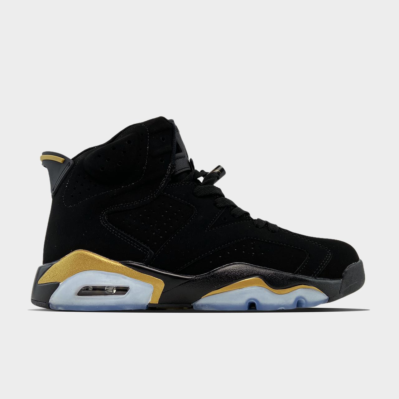 """Nk, крос, обувь, взуття, sneakers, шузы, Air Jordan 6 """"DMP"""" Defining Moment (Черный)"""