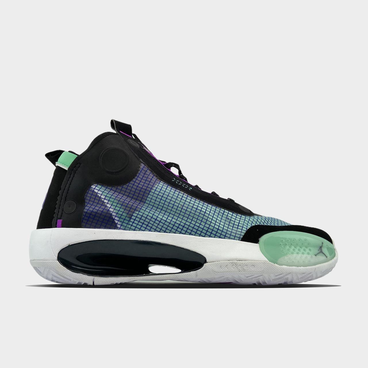 Nike Air Jordan 34 Blue Void (Бірюзовий)