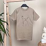 Крута жіноча футболка «Дівчина», фото 5