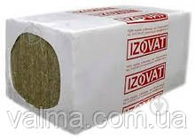 Минеральния базальтовая вата Izovat  45 ( 1000х 600х100-5шт)уп 3м2/0,3м3
