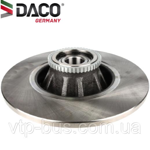 Тормозной диск задний на Renault Trafic (2001-3014) DACO (Германия) 603648