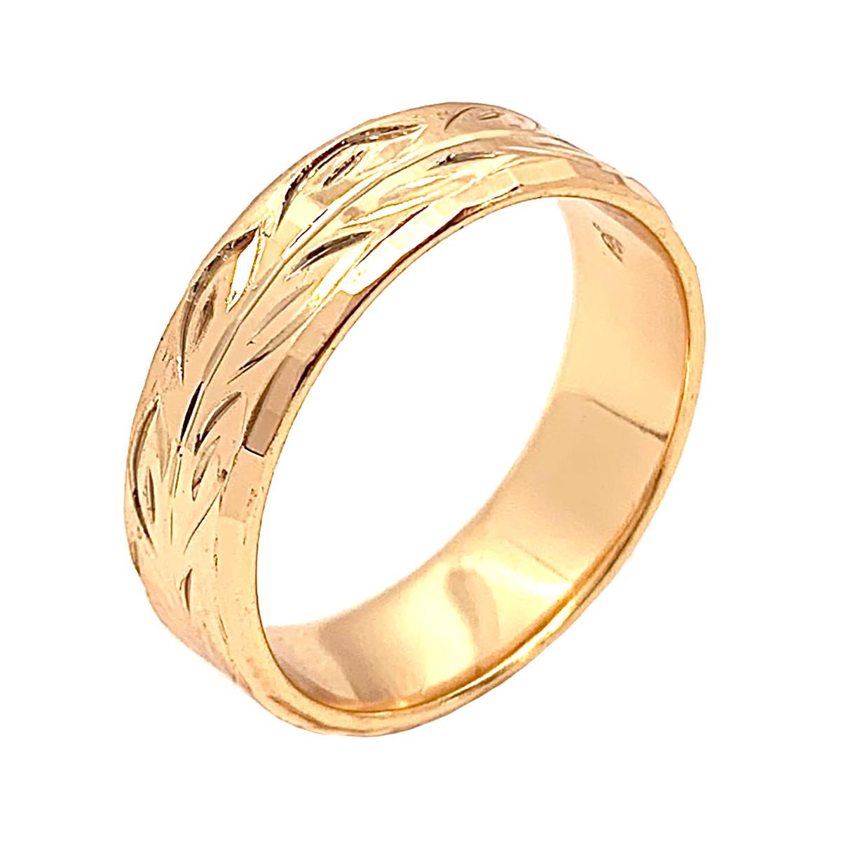 Кільце Xuping з медичного золота, білі фіаніти, позолота 18K, 12018