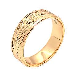 Кольцо Xuping из медицинского золота, белые фианиты, позолота 18K, 12018