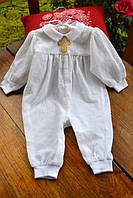Крестильный комбинезончик для малыша, №17