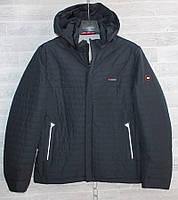 """Куртка чоловіча демісезонна, розміри 46-56 (3ол) """"CITY"""" недорого від прямого постачальника"""