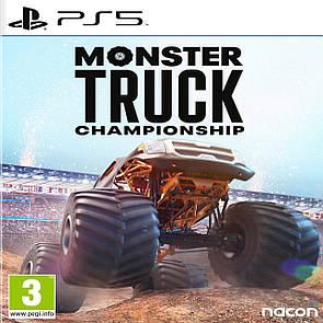 Monster Truck Championship (російські субтитри) PS5