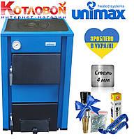 Твердотопливный котел Unimax (Юнимакс) 14п с варочной повехностью