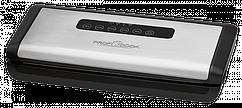 Вакуумний пакувальник ProfiCook PC-VK 1133, 90% вакуум, -0,8 бар, 12 л / хв, 110 Вт.