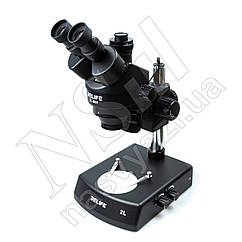 Микроскоп RELIFE RL-M3T-2L тринокулярный (увеличение: 7x-45x)
