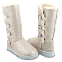 Натуральные угги UGG Australia (Угги Оригинал) UGG Bailey Button Triplet I DO. Model: 1873
