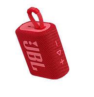 Акустическая система JBL GO 3 Красный (JBLGO3RED)