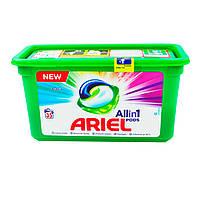 Капсули для прання Ariel All in 1 pods Color, 35 шт.