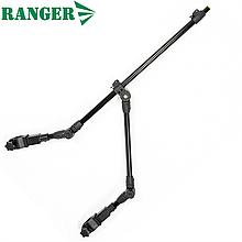 Телескопический держатель для удилищ Ranger Feeder Arm Double 80-130 см