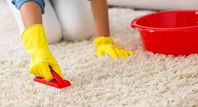 Средства для чистки ковров