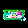 Капсулы для стирки Ariel 3 in 1 pods Color, 25 шт.